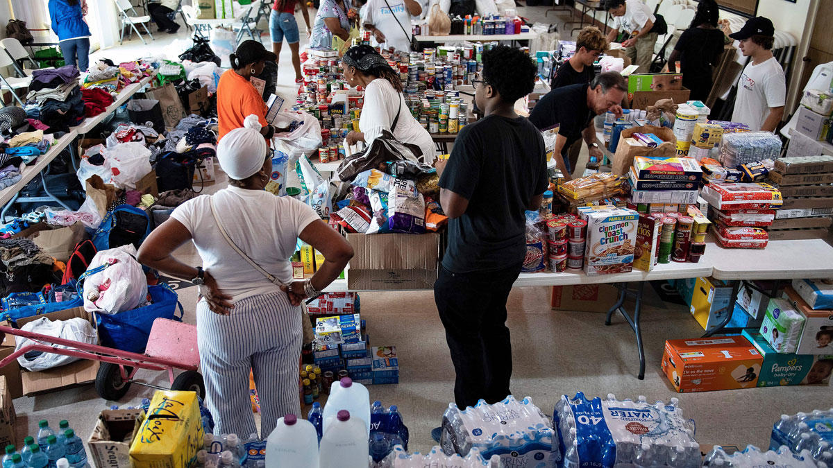 Donate Supplies to the Bahamas Embassy in DC for Hurricane