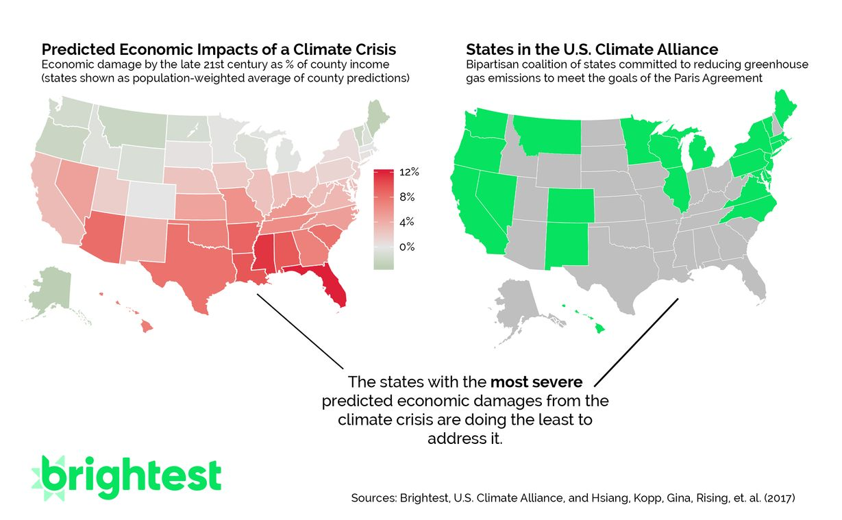 Climate Change US Voter Polling Data