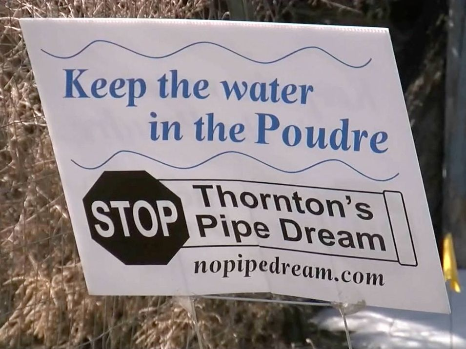 thornton pipeline environmental activism denver